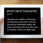 affordable short term health insurance